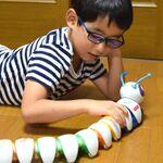 世界で話題のイモムシ型ロボット「コード・A・ピラー」で遊んでみた