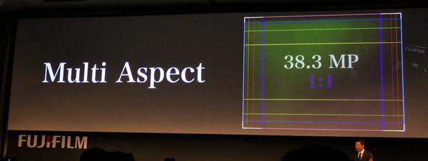 基本は4:3ですが、1:1/3:2/4:5/6:7/6:17など中判フィルムの縦横比を選ぶことができます