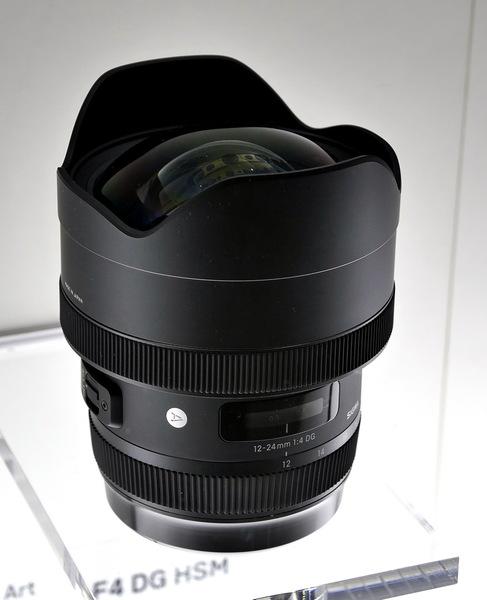 「SIGMA 12-24mm F4 DG HSM」