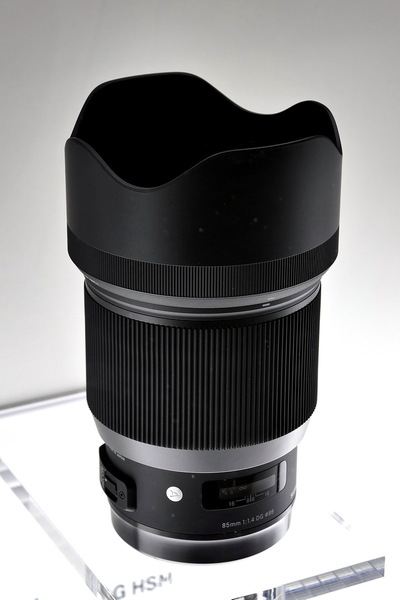 「SIGMA 85mm F1.4 DG HSM」