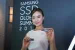 順次読込3500MB/秒、2TBのNVMe SSD「Samsung SSD 960 PRO」や「960 EVO」を発表