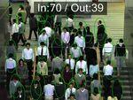 キヤノン、最大1500人をカウント可能な映像解析ソフトを発表
