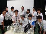 auとHAKUTOが鳥取砂丘で月面探査用ローバーの試験を実施