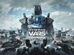 少しレトロなトップダウンSTG「Hybrid Wars」が登場