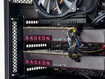 4K&FreeSync激安液晶とRX480で高性能ゲーミングPCができた