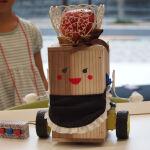 小学生がロボット! 中学生がニューラルネット!? 「第一回全国小中学生プログラミング大会」発表