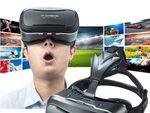 焦点距離と瞳孔間距離を調節できる、サンワサプライの3D VRゴーグル
