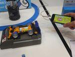 これぞおもちゃの未来、乾電池型IoT「MaBeee」をCEATEC 2016で体験!