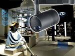 パナソニック、プロジェクター照明機器「Space Player」に高輝度モデル