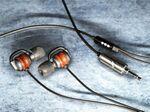 110台の限定、欅材を採用したハイレゾ対応のカナル式ヘッドフォン