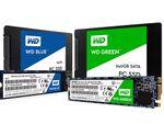 ウェスタンデジタル、同社ブランド初のSSD製品「WD Blue SSD」「WD Green SSD」日本発売決定