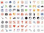 ニューヨーク近代美術館、emoji(絵文字)を収蔵
