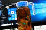 Core m版スティックPCには油没冷却がとても効果的!!