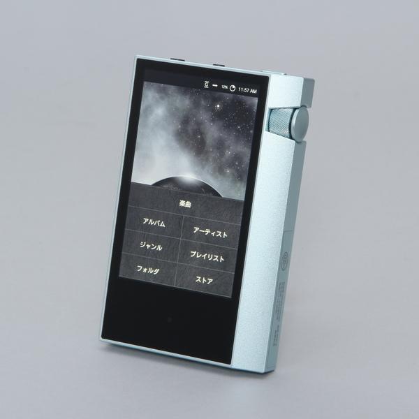 Astell&Kern「AK70」(実売価格 6万円前後)
