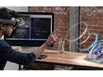 「Microsoft HoloLens」とは? 普通のVRゴーグルと何が違う?