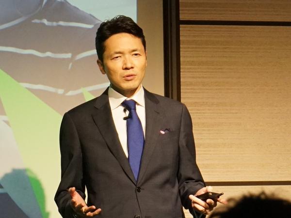 スポティファイジャパン 代表取締役社長の玉木一郎氏