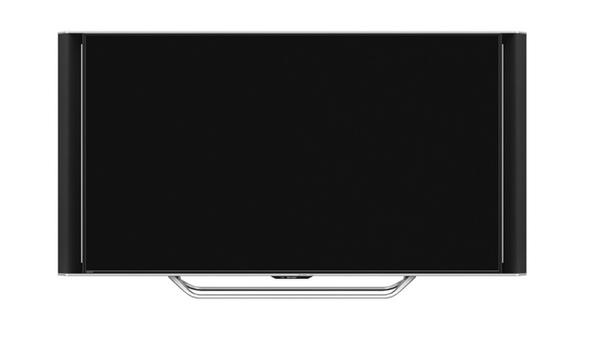 直下型バックライト採用の上位モデル「XD35」。画面サイズは60V型のみで、実売価格は44万円前後