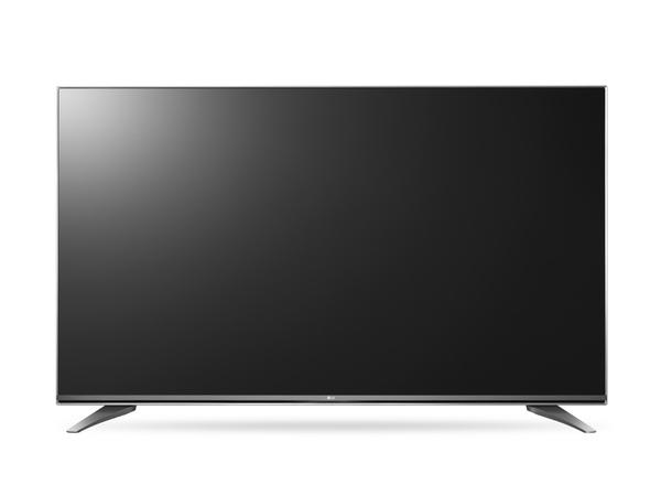 60/55/49/43V型という幅広い画面サイズを揃える「UH7500」。HDRには対応するが、Dolby Vision方式には非対応だ。43V型の実売価格は14万5000円前後