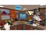 2050年の仕事は人に物をぶちまけるのが普通!? VRゲーム「Job Simulator」