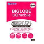 Amazonセール速報:ビッグローブの格安SIM買うと1万円キャッシュバック!