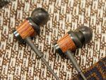 JVC、木の振動板を採用するハイレゾ対応インナーヘッドフォン「HA-FW7」