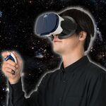 タカラトミー開発 宇宙旅行できるVRは本格的な「おもちゃ」