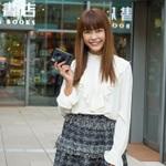 9nine吉井香奈恵が写す、代官山とインスタントカメラの世界