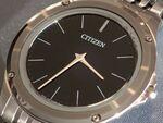 30万円だが一生モノ! 世界最薄で光発電なシチズンの腕時計を衝動買い