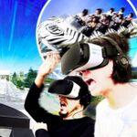 富士急ハイランド「ほぼドドンパ」オープン、全天候型VRアトラクション