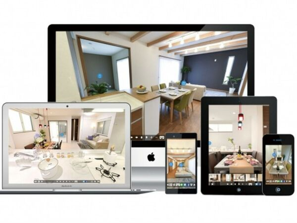 VRbouz、不動産向けVRコンテンツ制作クラウドサービス「houseVR」をリリース