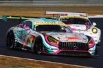今年の総決算! SUPER GT最終戦でミクAMGは3位表彰台!