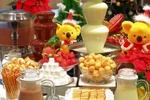 ロッテシティホテル錦糸町でクリスマス朝食ビュッフェ:今日は何の日