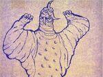 【ウルトラお宝発見隊】大怪獣ぬりえ・ペギラ(銀座・松屋 催事)