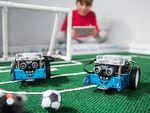 サンワサプライ、プログラミングロボットキット「mBot」
