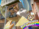 コミカルにレスキュー隊員の仕事を体験できる!「Rescuties! VR」
