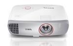 BenQ、高速応答速度のゲームモードを搭載の家庭用プロジェクター