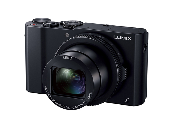 「DMC-LX9」。実売価格は8万8000円前後