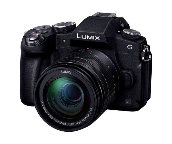 「LUMIX DMC-G8」。ボディーのみの実売価格は11万円前後
