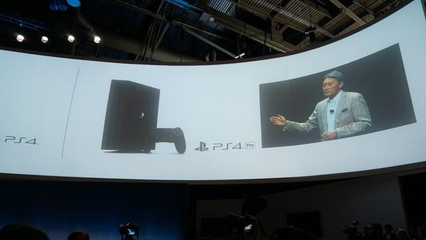 HDRの映像に対応するPS4 Proも紹介