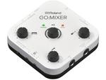 ローランド、5つの入力端子を備えたスマホ用オーディオ・ミキサー「GO:MIXER」