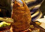 でかくてビビる肉の塊!!「肉のヒマラヤバル ポルコロ」で開運だ!
