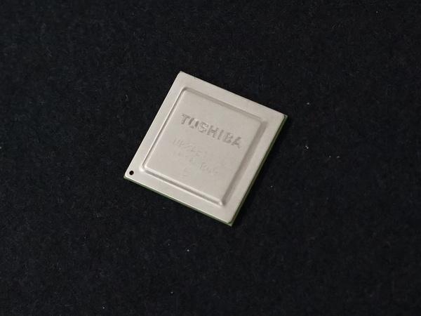 画像処理エンジン「OLED レグザエンジン Beauty PRO」。ハードウェア的には従来の「レグザエンジン HDR PRO」と同じ