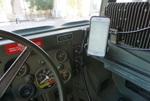 ミリタリーな車載iPhoneホルダーを作ってみました