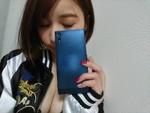 女子ペリア! Sサイズグラドル川井優沙ちゃんがおっきな自撮り!【Xperia×グラドル】