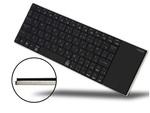 タッチパッド付き、2.4GHz接続可能なワイヤレスキーボード「Rapoo E2710」