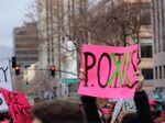 Womens Marchの土曜日とSNS上の政権交代