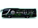 Ingressとコラボしたバスツアー、名古屋で開催決定