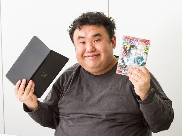 「ポメラ」で5000万円稼いだ! 作家・芝村裕吏氏が明かす「ポメラ」 DM200の魅力 (1/3)