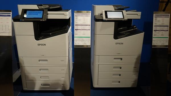 左が「LX-7000F」、右が「LX-10000F」