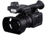 パナソニック、120fps撮影対応で1.5kgの業務用カメラレコーダー